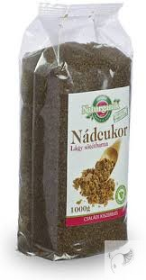 Naturganik lágy sötétbarna nádcukor 1 kg