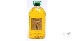 Hidegen sajtolt naptaforgó olaj 5 l