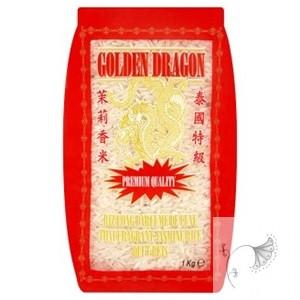 """Golden Dragon jázmin rizs """"A"""", 1000 g"""