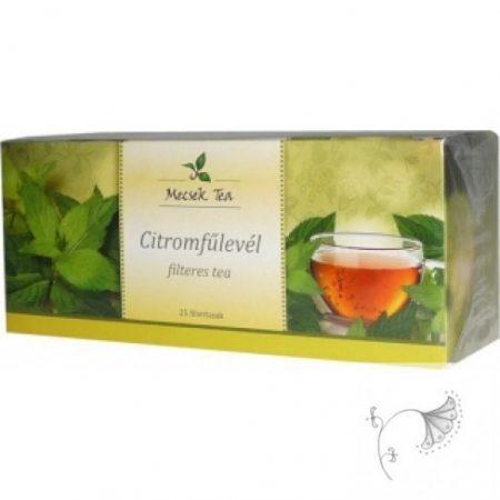Mecsek citromfűlevél tea 25*1g 25 g