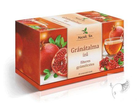 Mecsek gyümölcstea gránátalma 20*2 g 40 g