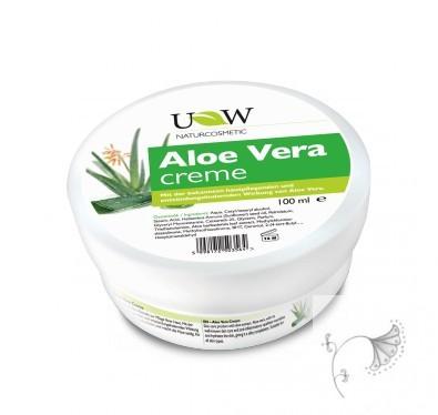 UW aloe vera krém  100 ml