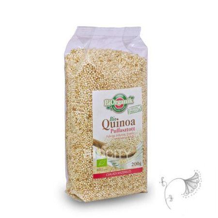 Biorganik bio quinoa puffasztott 100 g