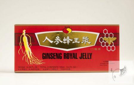 Big Star ginseng étrend-kiegészítő ampulla 10 db