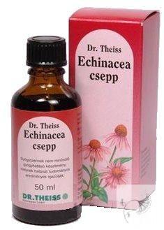 DR.THEISS ECHINACEA CSEPPEK, 50 ML