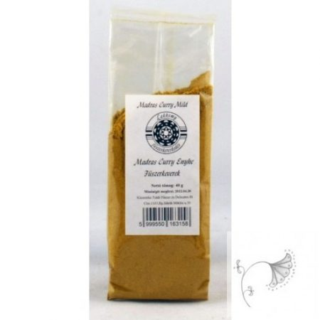 Lakhsmy madras curry enyhe 40 g