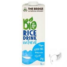 The Bridge Bio Natúr Rizsital 1000ml