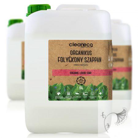 Cleaneco folyékony szappan 5 l