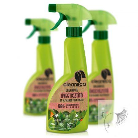 Cleaneco üvegtisztító és általános tisztítószer 500 ml