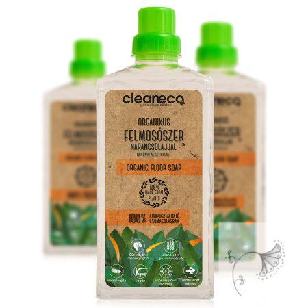 CLeaneco Organikus felmosószerr 1 l