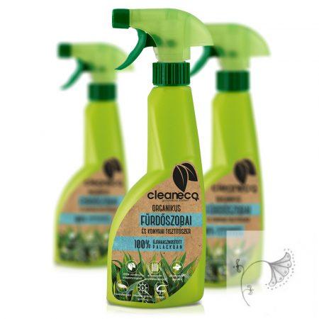 Cleaneco fürdőszobai és konyhai (szanitertisztító) 500 ml