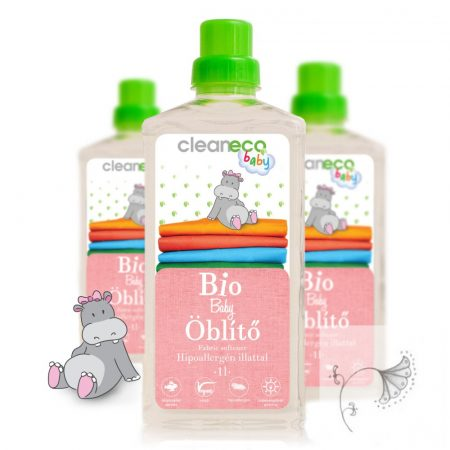Cleaneco Bio Baby Öblítő 1 liter
