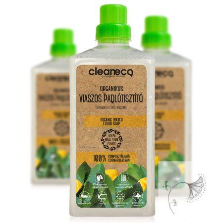Cleaneco Viaszos padlótisztító 1 l