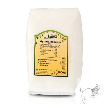 Natura gyümölcscukor (fruktóz) 1 kg