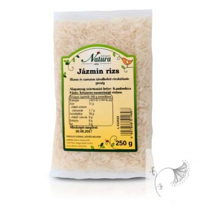 Natura Jázmin rizs fehér 250 g
