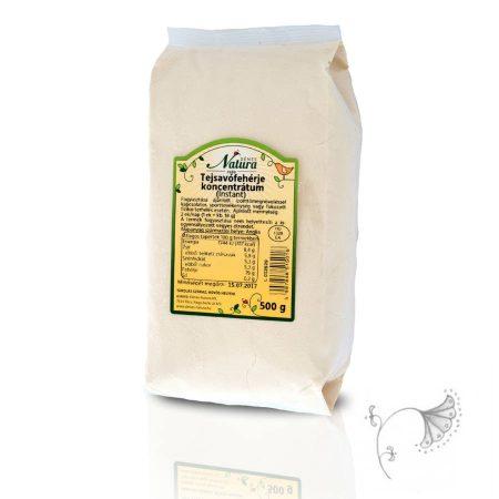 Natura tejsavó fehérje (protein) koncentrátum 500g