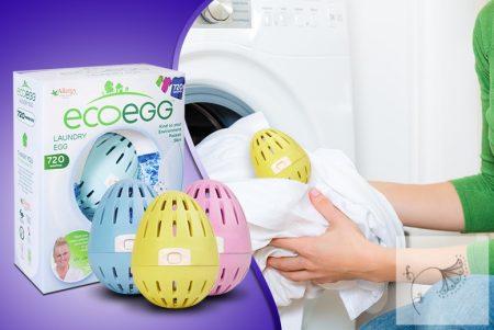 Ecoegg mosótojás – olcsó és környezetbarát mosás / 70 mosásra / tavaszi