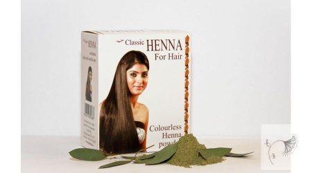 Színtelen Henna hajkondícionáló- Cassia 100g