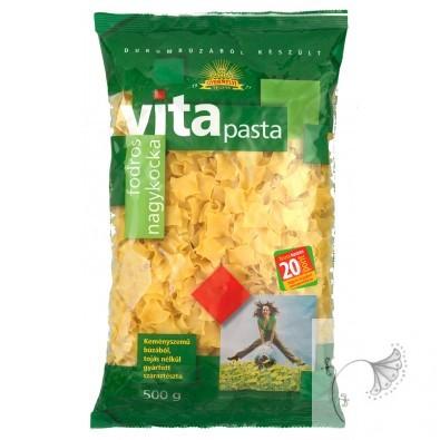 Gyermelyi Vita pasta durum tészta, fodros nagykocka 500 g