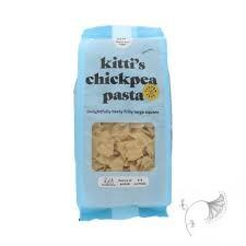 Kitti's gluténmentes Csicseri tészta Fodros kocka 250g