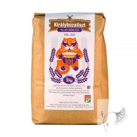 Garat teljes kiörlésű Királybúza liszt 1 kg