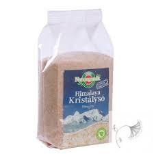 Naturganik Himalaya só finom rózsaszín 0,5 kg