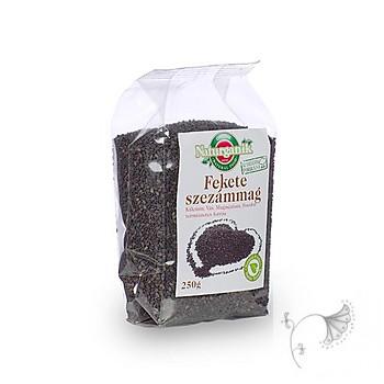 Naturganik fekete szezámmag 250 g