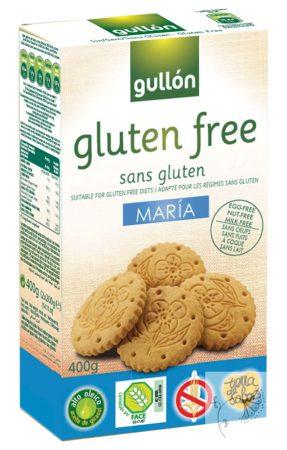 Gullon glutén-, tej- és laktózmentes Maria Keksz 400 g