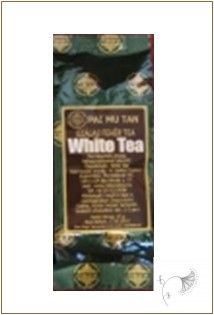 MlesnA szálas fehér tea 25 g