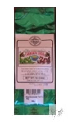 MlesnA Royal Gunpowder(Puskapor) szálas zöld tea 100 g