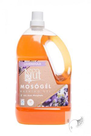EcoNut Mosódiógél 3l (2 féle illat)