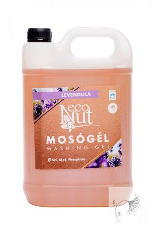 EcoNut magyar mosódiós mosógél 5 l (2 féle illat)