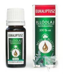 Eukaliptusz illóolaj 100 %-os 10 ml