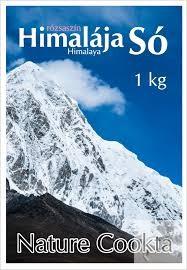Nature Cookta Himalája só rózsaszín 1 kg