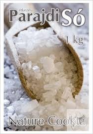 Nature Cookta Parajdi Étkezési só 1 kg