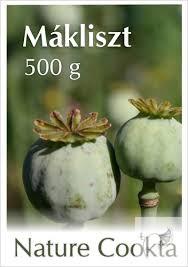 Nature Cookta Mákliszt 500 g