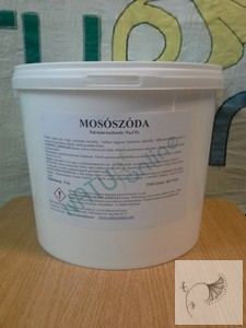 Mosószóda 4 kg