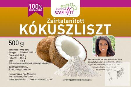 Szafi Reform zsírtalanított kókuszliszt 250 g