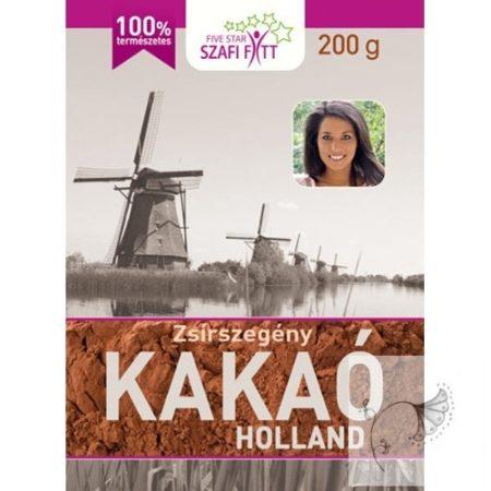 Szafi Reform Holland kakaópor ( 10-12% ) 200g