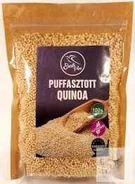 Szafi Free GM Puffasztott Quinoa 125 g