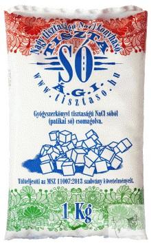 Tiszta só 1 kg