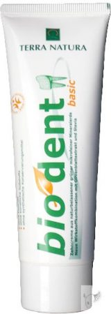 Bio-Dent Basic fogkrém Stevia tartalmú 75 ml