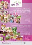 Szafi Free GM, Tej-, Tojás- és Szójamentes termékek